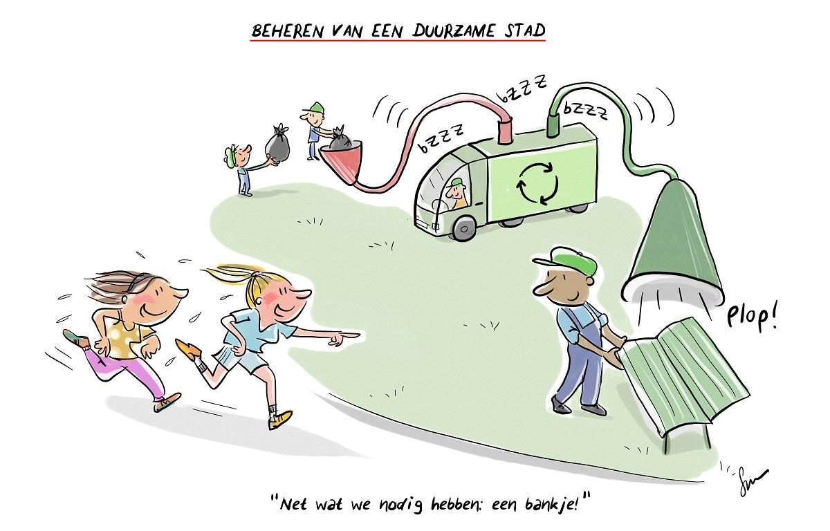 Duurzaamheid openbare ruimte beheer