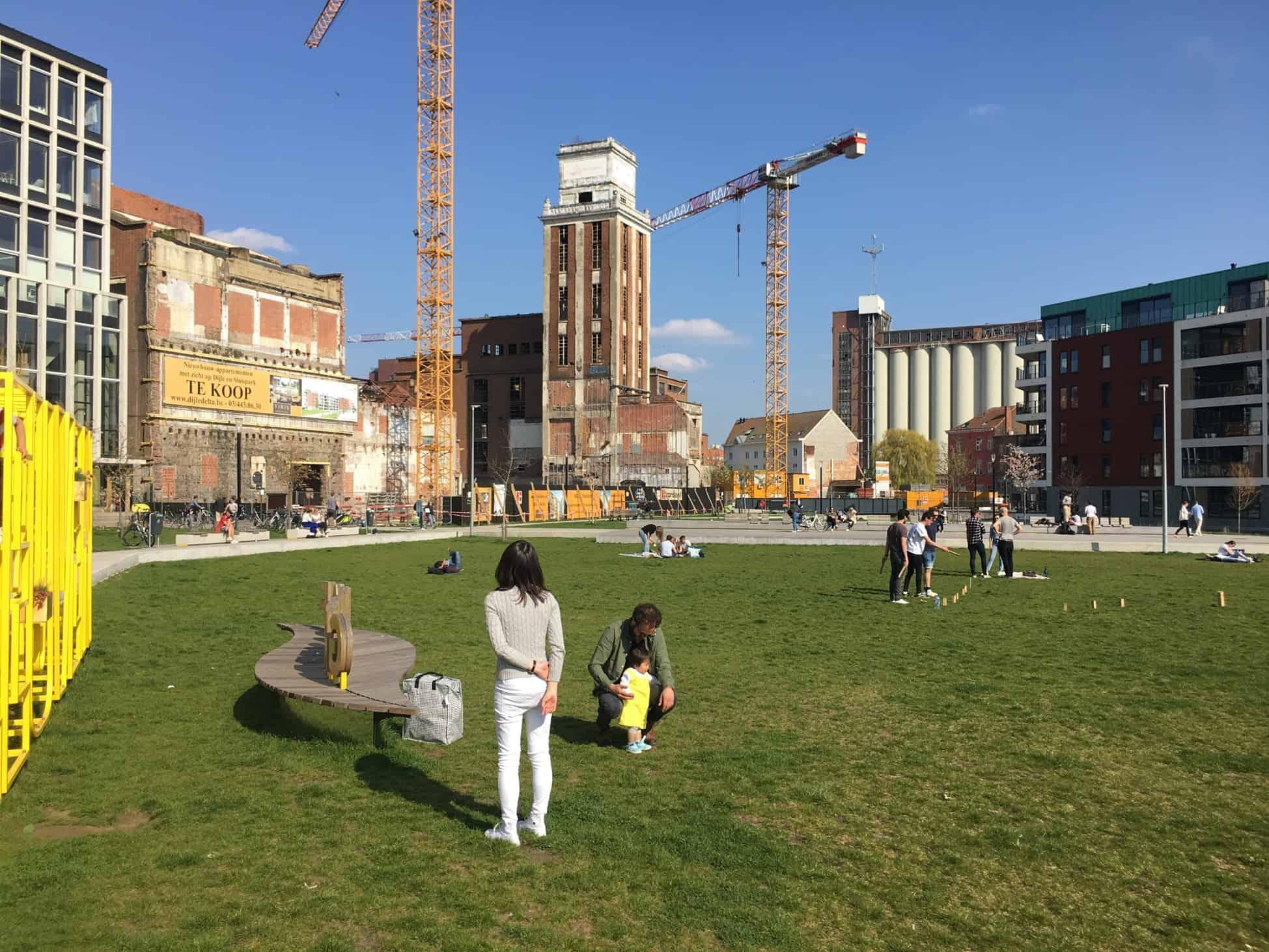 vacature openbare ruimte